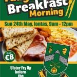 Faughs Breakfast Morning