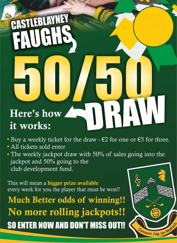 Faughs 5050 Draw New