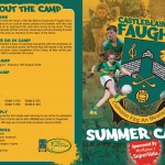 Summer Camp 2016 Cover Page