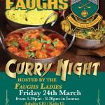 Ladies Curry Night
