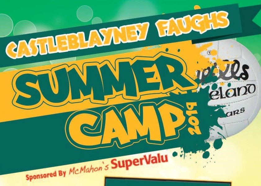 Summer Camp 2019 Cover